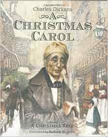 A Christmas Carol: Charles Dickens, Robert Ingpen: 9780698400856: Amazon.com: Books
