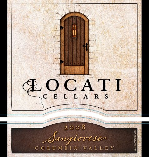 2009 Locati Cellars Estate Sangiovese 750 Ml