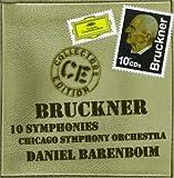 Bruckner: 10 Symphonies - Chicago Symphony Orchestra - 10 CD Set