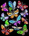 Sequin Art Foiltastic Butterflies
