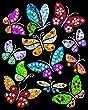 Sequin Art Foiltastic Butterflies