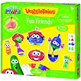 The Orb Factory VeggieTales My First Sticky Mosaics Fun Friends