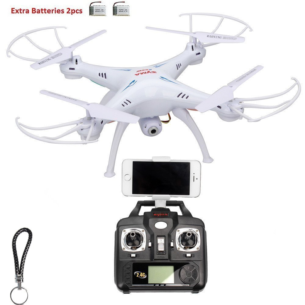 Syma X5SW Wifi FPV Real-time 2.4G Newest RC Quadcopter Drone