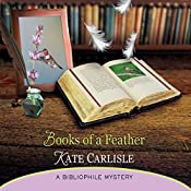 Books of a Feather: A Bibliophile Mystery | Kate Carlisle