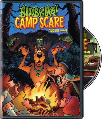 Scooby Doo! Camp Scare (DVD)
