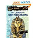The Curse of King Tut's Mummy (Totally True Adventures) (A Stepping Stone Book(TM))