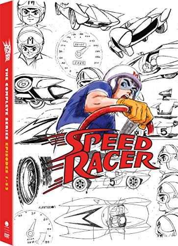 DVD : Speed Racer: The Complete Series (Boxed Set, 6 Disc)