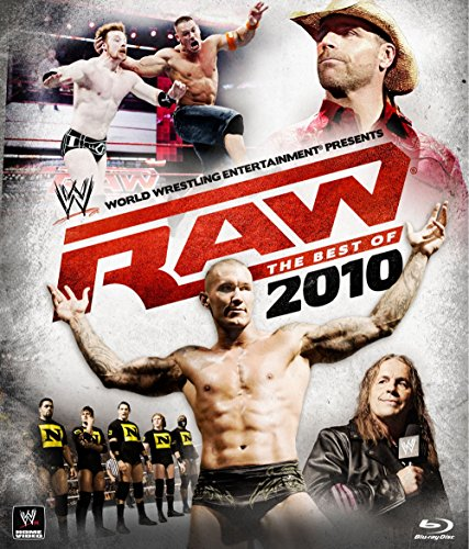 WWE: Raw - The Best of 2010 [Blu-ray]