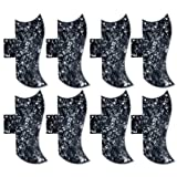 8 pcs New 3PLY Black Pearl Guitar Pickguard-For Gibson SG Standard