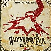 Die Stimme (Wayne McLair 4) | Paul Burghardt