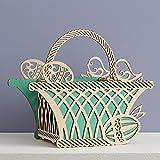Enesco Flourish Centerpiece Basket