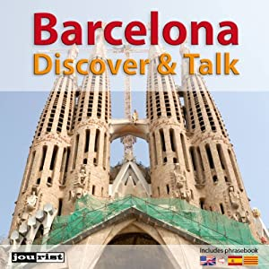 Barcelona (Discover & Talk) Audiobook