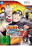 Naruto Shippuden: Clash of Ninja Revolution 3 (European Version)