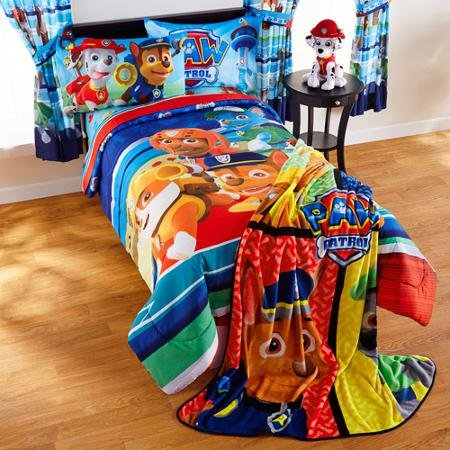 Paw Patrol Twin Bedding