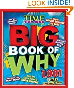 TIME for Kids The Big Book of Why: 1, 001 Facts Kids Want to Know