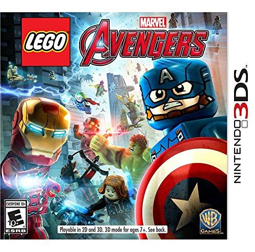 LEGO Marvel's Avengers - 3DS (Got Marvel compare prices)