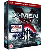X-Man & The Wolverine Adamantium Collection [Blu-ray] [Import]