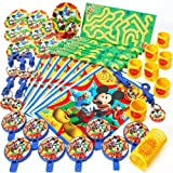 Disney Mickey Fun and Friends Party Favor Value Pack Party Accessory