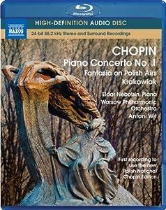 PIANO CONCERTO NO.1  (BLURAY A