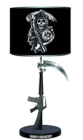 Sons of Anarchy Table Lamp