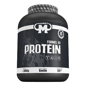 Mammut Formel 90 Protein (4 Komponenten Protein), Vanille, 3kg Dose