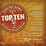 Singing News Top Ten Southern Gospel Songs of 2011