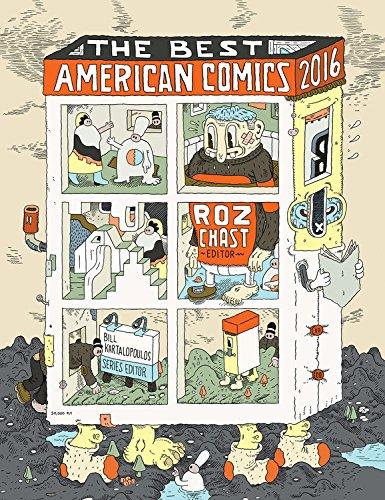 Bravo Download Free The Best American Comics 2016 Best Ebook