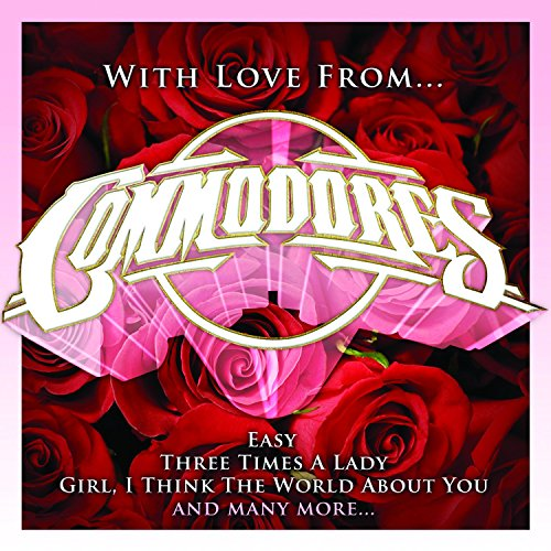 Commodores - With Love From - Zortam Music
