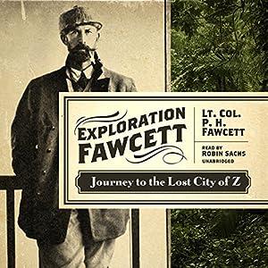 Exploration Fawcett Audiobook