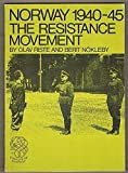 img - for Norway 1940 to 1945: The Resistance Movement by Olav Riste (1986-02-04) book / textbook / text book