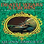 Death Wears a Crown: A Mme. Vernet Investigation, Book 2 (       UNABRIDGED) by Quinn Fawcett Narrated by Kirsten Potter