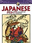 Creative Haven Japanese Prints Colori...