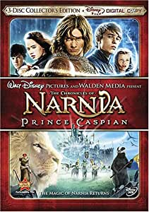 The Chronicles of Narnia: Prince Caspian (3-Disc Collector's Edition) (Bilingual)