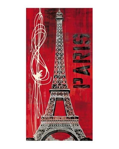 ARTOPWEB muurschildering Taylor Paris Vibe 100x50 cm