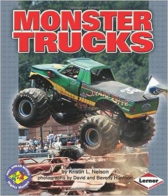 Monster Trucks (Pull Ahead Books)