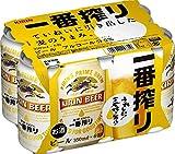 キリン 一番搾り 生ビール 6缶パック 350ml×6本 ランキングお取り寄せ