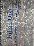 img - for Julian Opie Exhibition 18 October - 18 November 2000 book / textbook / text book