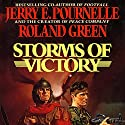 Storms of Victory: Janissaries, Book 3 (       UNABRIDGED) by Jerry Pournelle, Roland Green Narrated by Keith Szarabajka