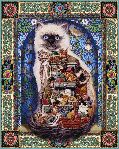 Cats Galore - Jigsaw Puzzle
