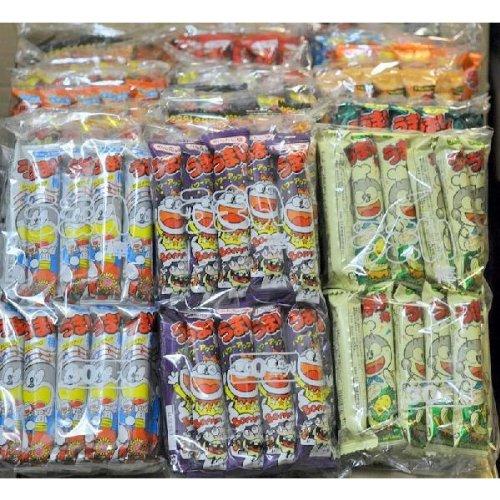 うまい棒 大和屋スペシャルセット 30本×4袋 (3種類3袋+バラエティセット1袋)