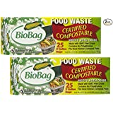 BioBag Food Waste Kitchen Bags 50 count