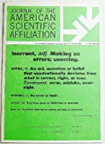 img - for Journal of the American Scientific Affiliation, Volume 31 Number 2, June 1979 book / textbook / text book