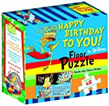 Dr Seuss Happy Birthday to You! (Dr Seuss Floor Puzzles)