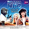 Doctor Who: City of Death Radio/TV Program by David Agnew Narrated by Lalla Ward