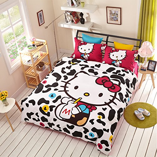 Hello-Kitty-Bedroom-Set-Teen-Girls-Hello-Kitty-Bed-Bedding-Set-Twin-Queen-King-Size-5pcs