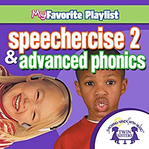 Speechercise 2 and Advanced Phonics Audiobook