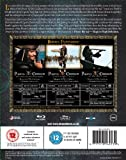 Image de Pirates of the Caribbean Blu-ray Trilogy / Johnny Depp