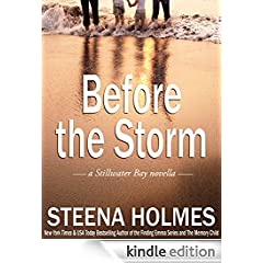 Before the Storm: : a novella (Stillwater Bay Series) (English Edition)
