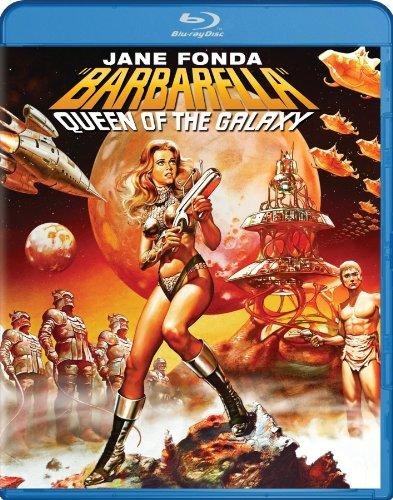 Cover art for  Barbarella [Blu-ray]