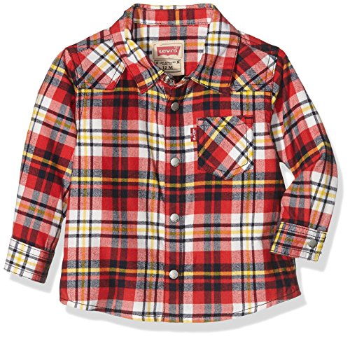 levis-cary-blusa-para-bebes-rojo-chili-pepper-24-meses